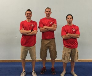 Our Coaches....Nate, Jon, and Dan