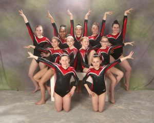 Girls Competitive Team Levels 4 10 Tumble Time Gymnastics